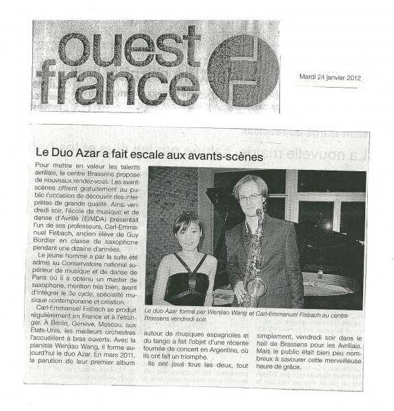 Full image of Ouest France