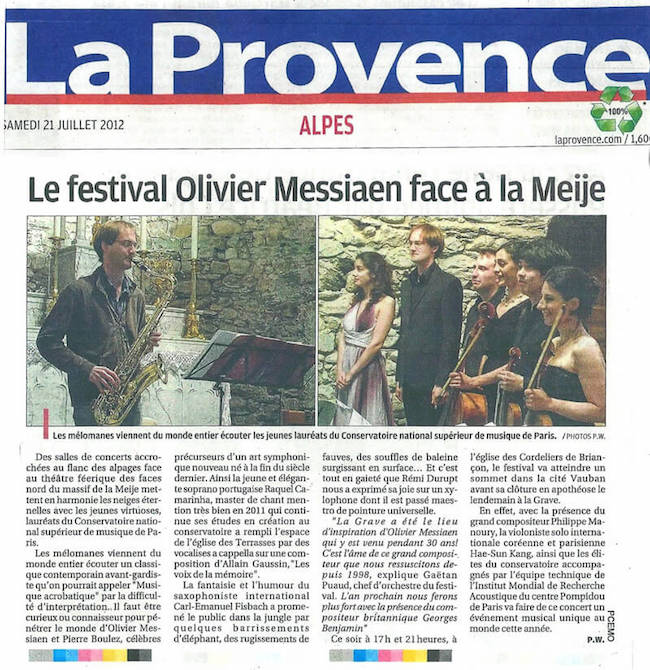 Full image of La Provence