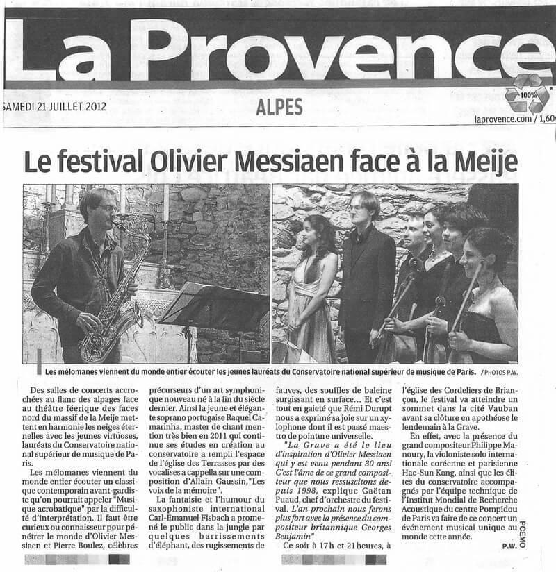 Preview of La Provence