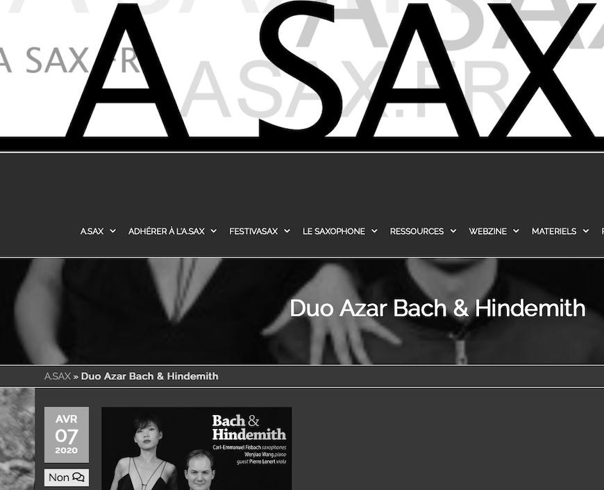 Preview of Stéphane Sordet, www.asax.com