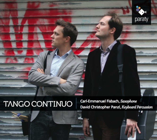 Cover of Fisbach / Panzl (2016): Tango Continuo
